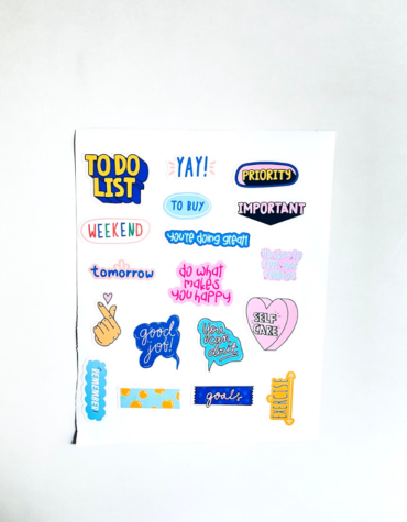 The Motivation Sticker