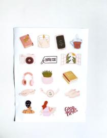 The Cozy sticker